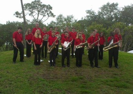 Lakeside Jazz Festival Port Orange - New Smyrna Beach Middle School Jazz Band