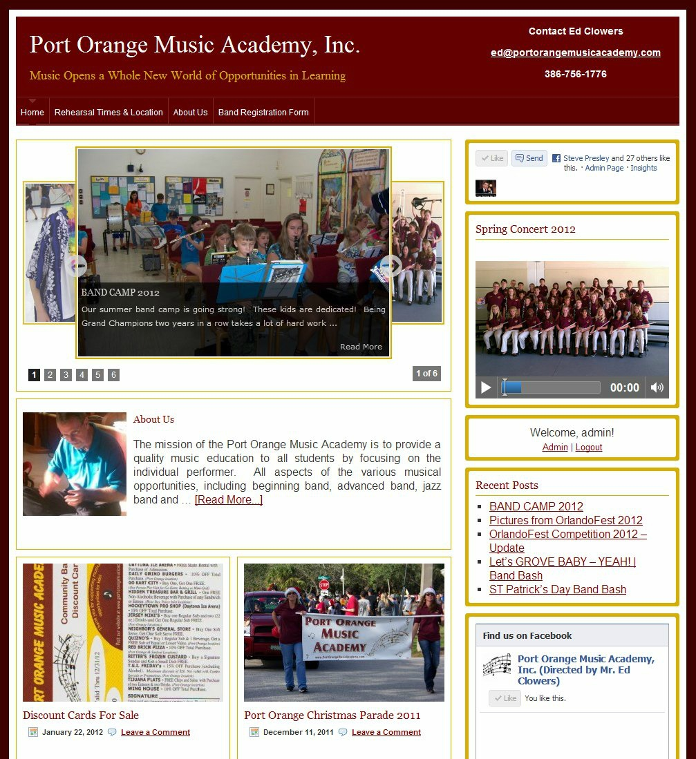 Port Orange Music Academy