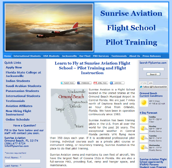 Sunrise Aviation