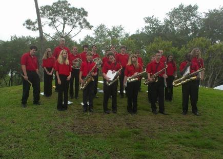 New Smyrna Beach Jazz Band Lakeside Jazz Festival