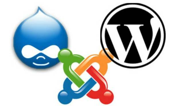 WordPress Joomla Drupal Under Attack